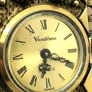Vendome France Vintage Ladies Hand Winding Watch